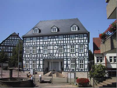 Stadtbücherei Hansestadt Korbach